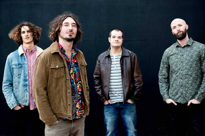 Wille & The Bandits taking Paths on a UK tour