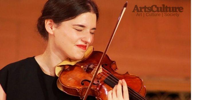 Maria Włoszczowska performs Sibelius with the PSO