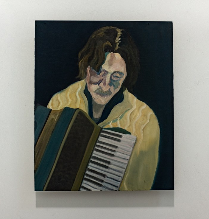Michael Hanrahan wins Freelands Painting Prize 2020