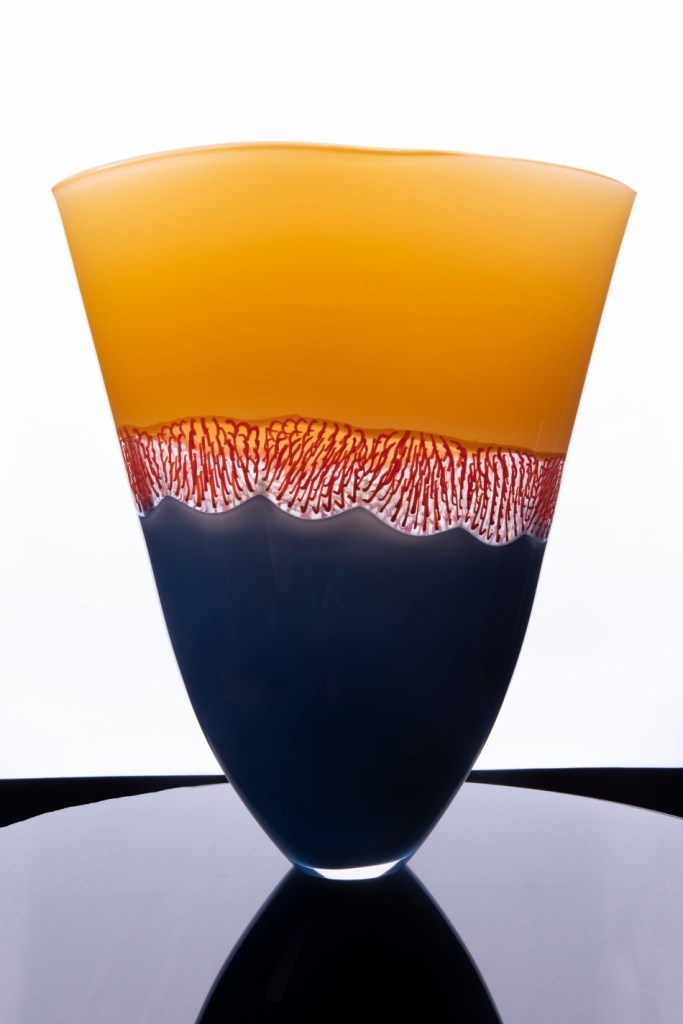 'Beauty and vibrancy' /  Benjamin Lintell at Venice Glass Week