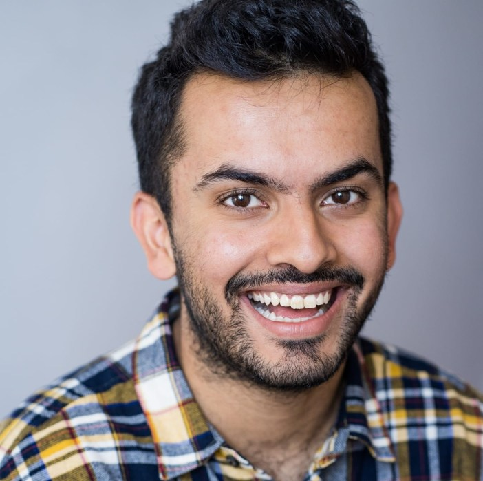 Yusuf Niazi | associate director of Exeter Northcott Theatre