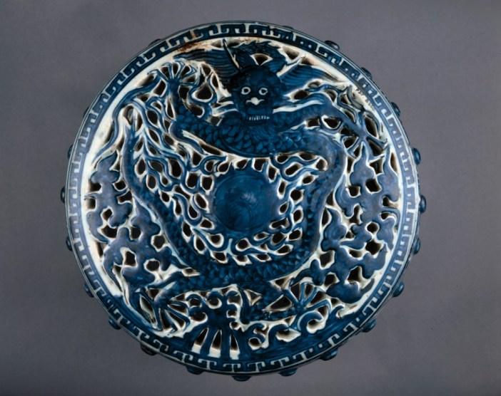 A Ming Emperor's seat | British Museum Spotlight Loan at RAMM