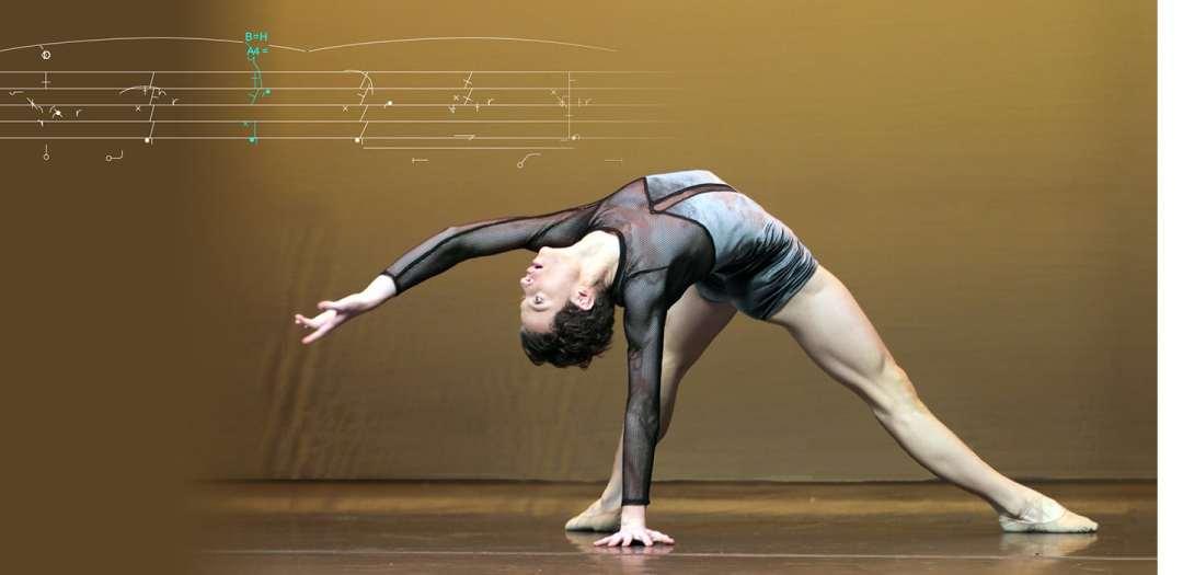 RAD foto ballarina