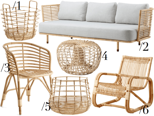Rattan Furniture by Cane Line