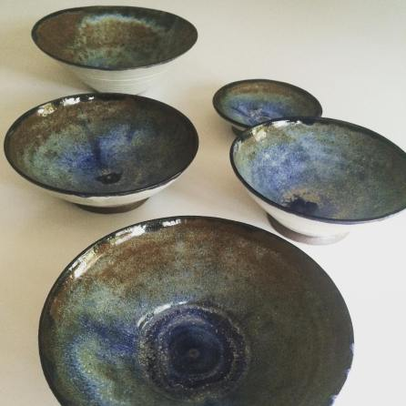 Ceramics by Andrea Brashier
