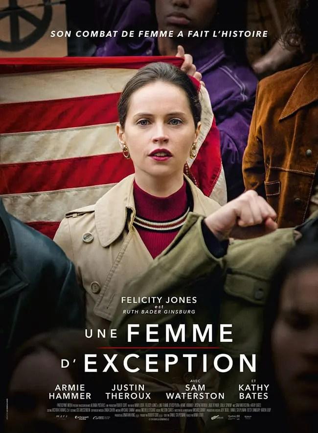 Affiche une femme d'exception