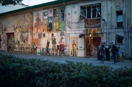 Teatro Julio Cortàzar - Pontelagoscuro (Fe)