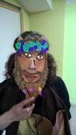 8_Mara e maschera carnevale greco