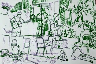 Josh Children Drawing