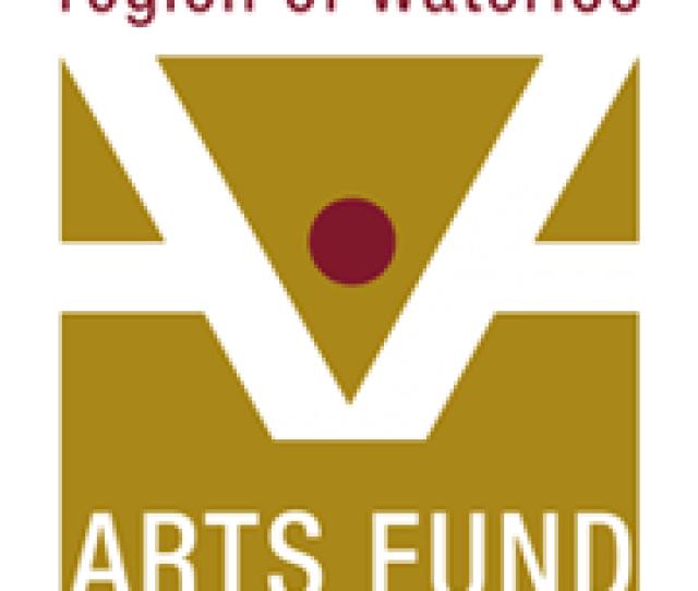 Region Of Waterloo Arts Fund Logo