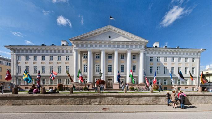 JOB: Visiting Lecturer In Digital Humanities At University Of Tartu
