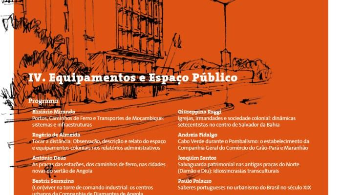 Paisagens De Influência Portuguesa: Equipamentos E Espaço Público