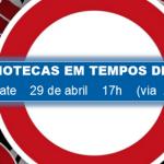 """Debate """"Bibliotecas Em Tempos De Crise"""" : Notícia BAD"""