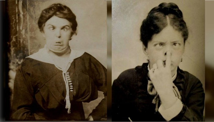 Hilarious Photos That Prove Victorian-Times Weren't As Serious As Everyone Thinks
