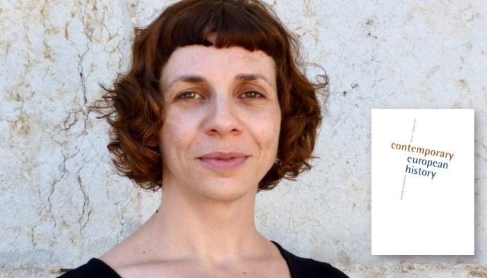 Contemporary European History Premeia Márcia Gonçalves — Notícias