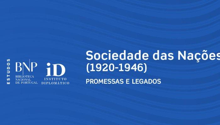 Novo Livro Sobre A Sociedade Das Nações — Notícias — IHC