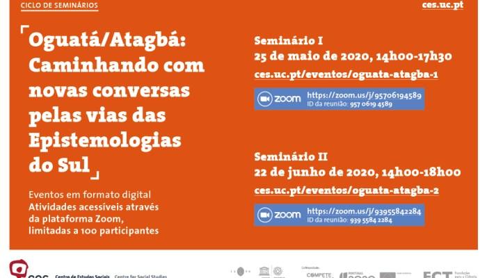 Oguatá/Atagbá: Caminhando Com Novas Conversas Pelas Vias Das Epistemologias Do Sul