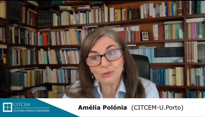 """Amélia Polónia (CITCEM, U.Porto): """"Surtos Epidemiológicos Em Espaços Ultramarinos"""""""