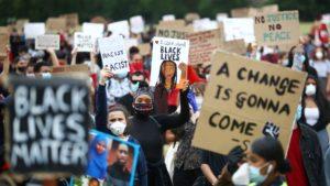 Imagens De Protestos Como Forma De Luta Antiracista