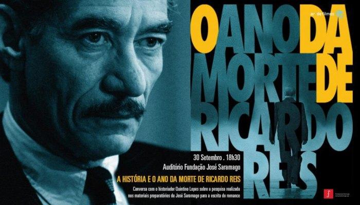O Ano Da Morte De Ricardo Reis Estreia Com 'ajuda' Do IHC