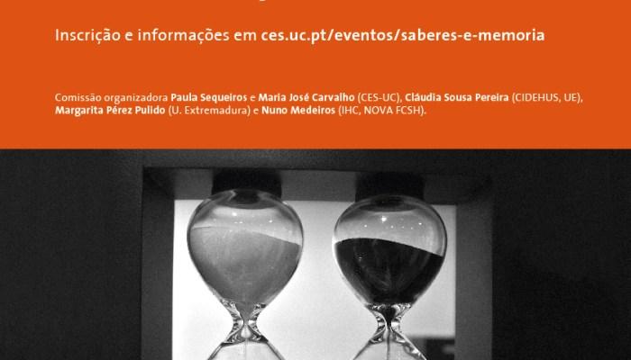 Saberes E Memória: Investigar, Ler E Sustentar