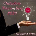 Descubra A Nossa Oferta Formativa Para Outubro E Novembro De 2020! : Notícia BAD