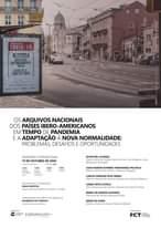 SEGUNDA-FEIRA, 19 DE OUTUBRO DE 2020, ÀS 18H EM DIRECTO Os Arquivos Nacionais Do…