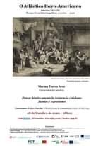 Ciclo «O Atlântico Ibero-Americano (sécs. XVI-XX). Resistências De Uma Agenda Hi…