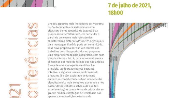 """Conferência """"A Crítica Criativa Nas Materialidades Da Literatura"""" – Agenda UC"""