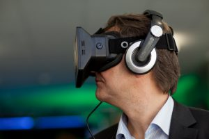 Virtual Reality Experience of Reading