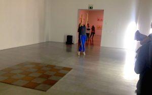 A Dancing Museum
