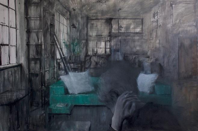 Рустам Мірзоєв, Зелений диван
