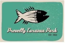 Prevelly Caravan Park Colour Logo