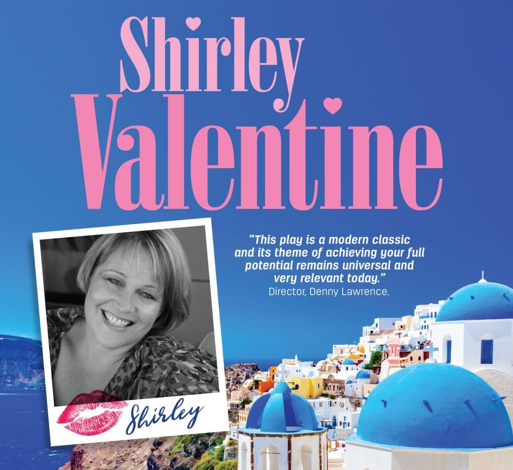 Shirley Valentine By Willy Russell