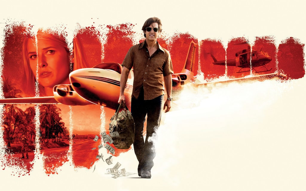 American Made - movie poster - Arts MR