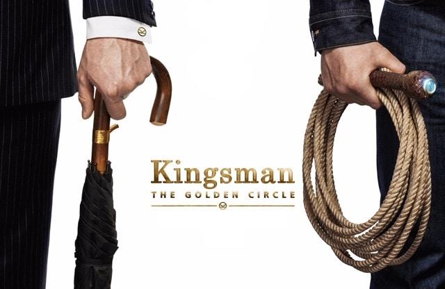Kingsman poster - Arts MR