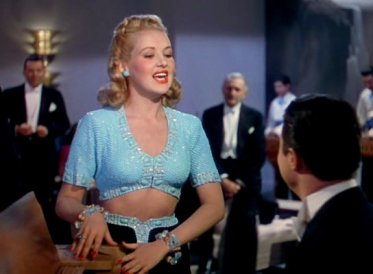 Image result for betty grable in down argentine way