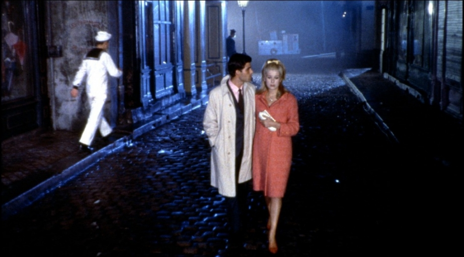 Image result for the umbrellas of cherbourg