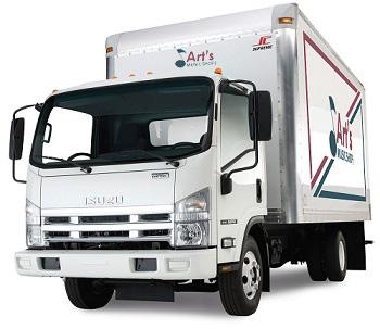 arts truck