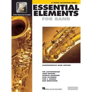 essential elements 1 tenor sax