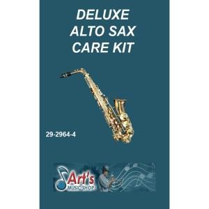 deluxe alto sax care kit