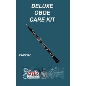 deluxe oboe care kit