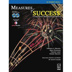 measures of success 1 trumpet