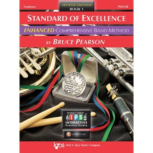 standard of excellence 1 trombone