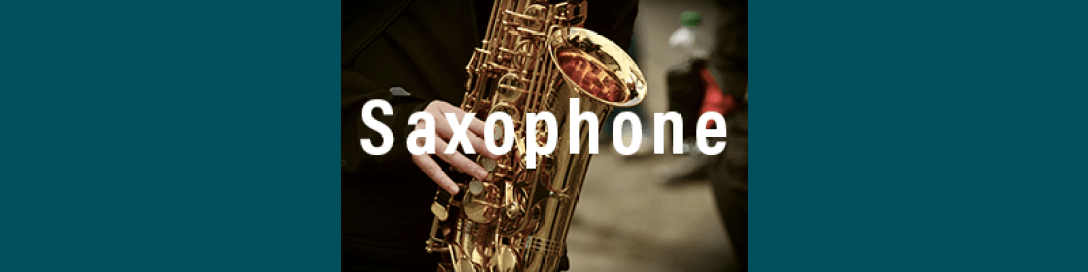 renting a saxophone