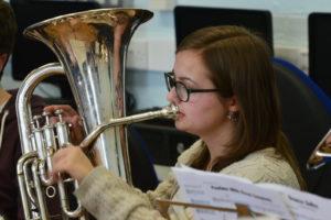 silver baritone player-art's music shop