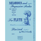 melodious and progressive studies book 1 flute