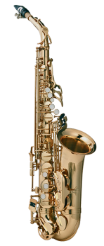 alto saxophone image