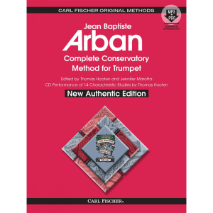 arban complete trumpet method