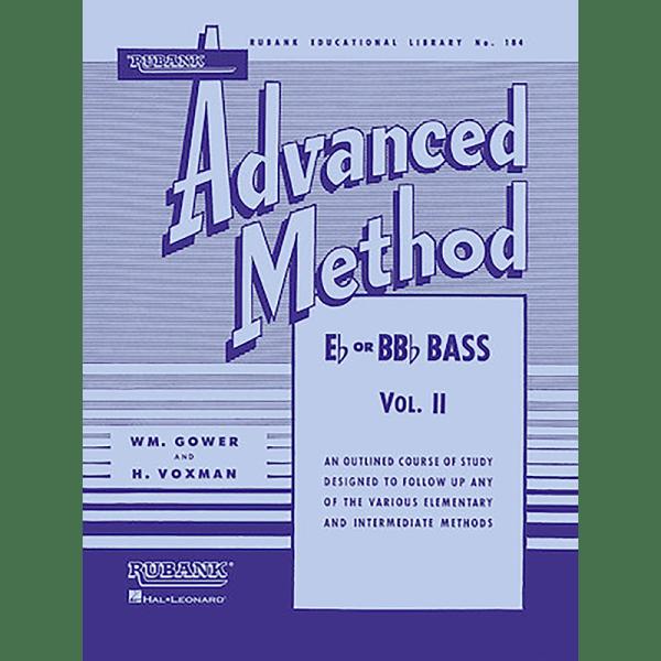 Rubank Advanced Method Vol 2 for Tuba